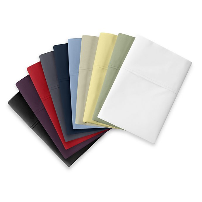 Wamsutta Cool Touch Percale Cotton 350 Thread Count Sheets