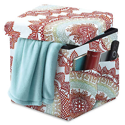 Anthology™ Sit & Store Folding Ottoman in Bungalow