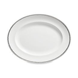 Vera Wang Wedgwood® Flirt 13.75-Inch Oval Platter