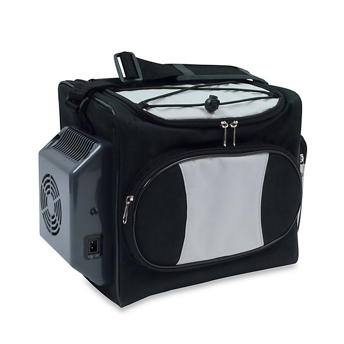 Alternate image 1 for RoadPro® 12-Volt Soft Sided Cooler