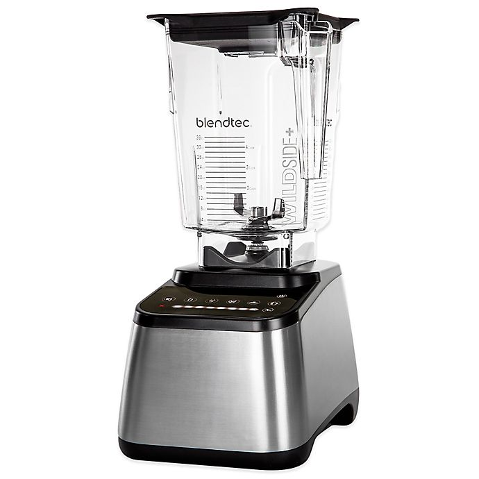 Alternate image 1 for Blendtec® Designer 725 Blender with WildSide Tritan Jar in Stainless Steel