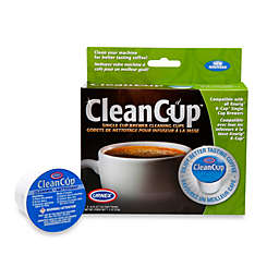 Urnex® 5-Count CleanCup™ Single Brewer Cleaning Cups