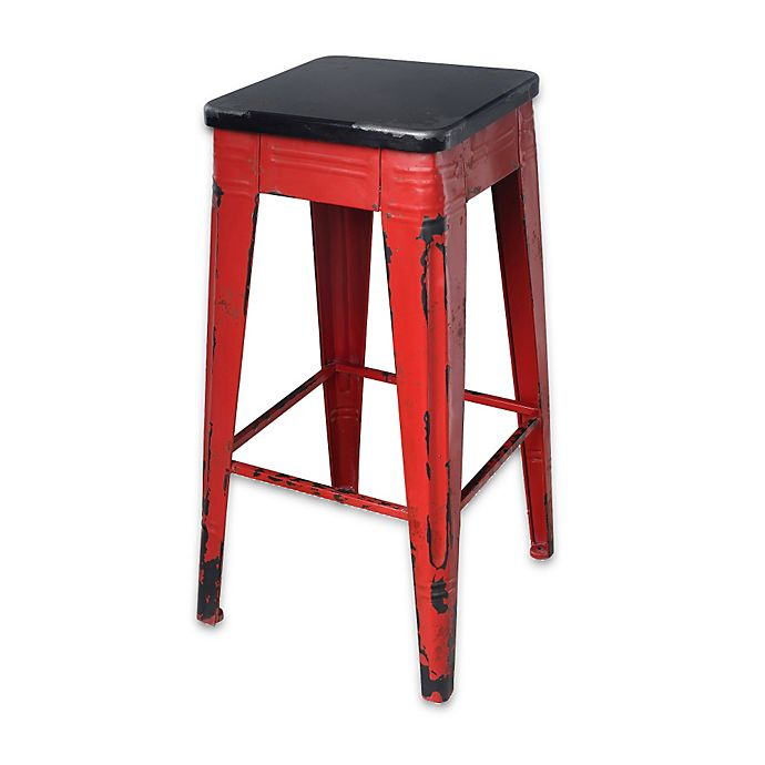 Moe S Home Collection Sturdy Bar Stool Bed Bath Amp Beyond