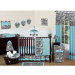 Sweet Jojo Designs Funky Zebra Crib Bedding Collection