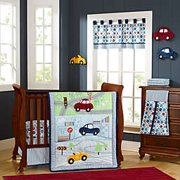 New Country Home Laugh Giggle & Smile My Little Town Crib Bedding