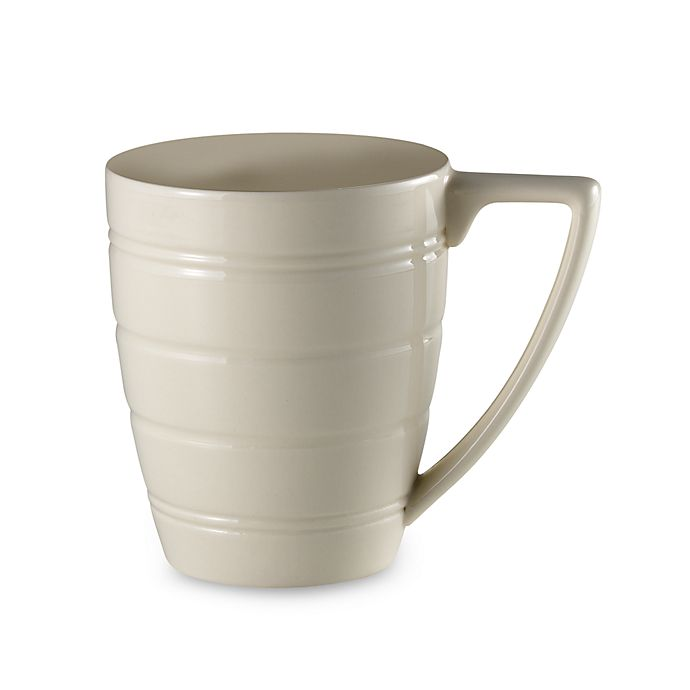 Alternate image 1 for Wedgwood® Jasper Conran Casual Cream 11-Ounce Mug