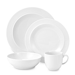 Denby White Dinnerware Collection