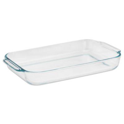 Pyrex 174 4 Qt Rectangular Baking Dish Bed Bath Amp Beyond