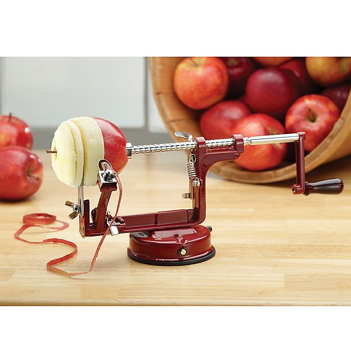 Alternate image 1 for Mrs. Anderson's Baking® Triple-Action Apple Machine