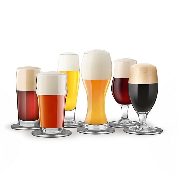 Alternate image 1 for Final Touch Beer Tasting Set (13-Piece Set)