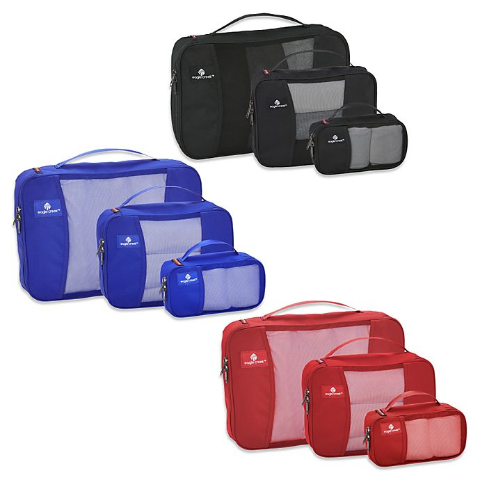 Alternate image 1 for Eagle Creek™ Pack-It® Packing Cube Set (Set of 3)