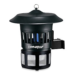 Dynatrap® Half-Acre Insect Trap with Wall Mount