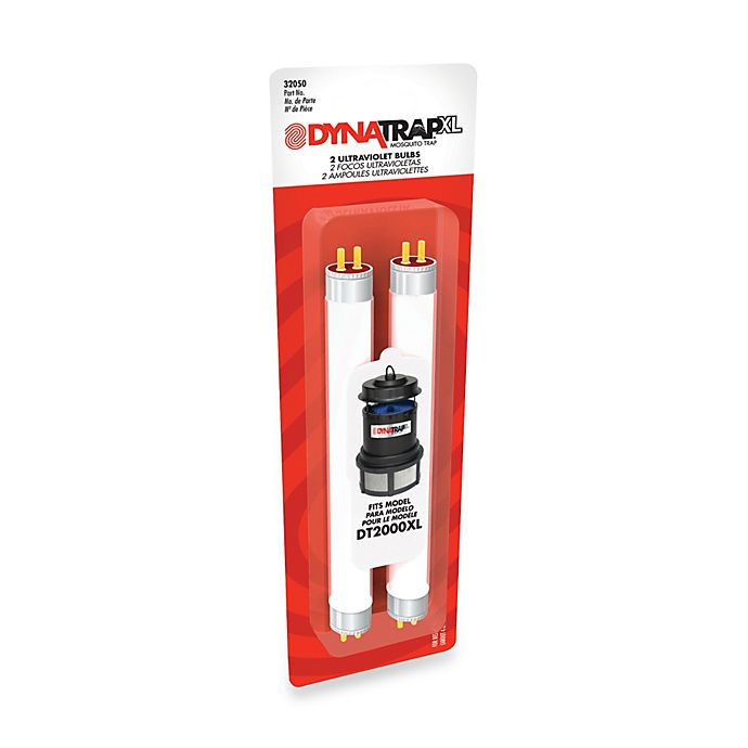 Alternate image 1 for Dynatrap® 6-Watt Replacement Bulbs (Set of 2)