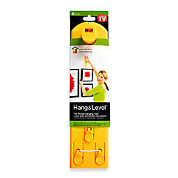 Hang & Level™ The Picture Hanging Tool™