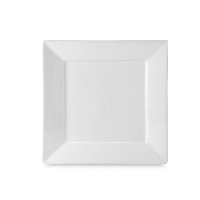 Alternate image 1 for Everyday White®  by Fitz and Floyd® Square Salad Plate