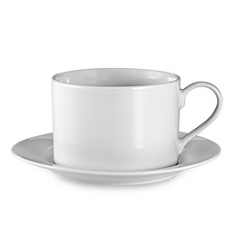 Everyday White® by Fitz and Floyd® Rim Cup and Saucer