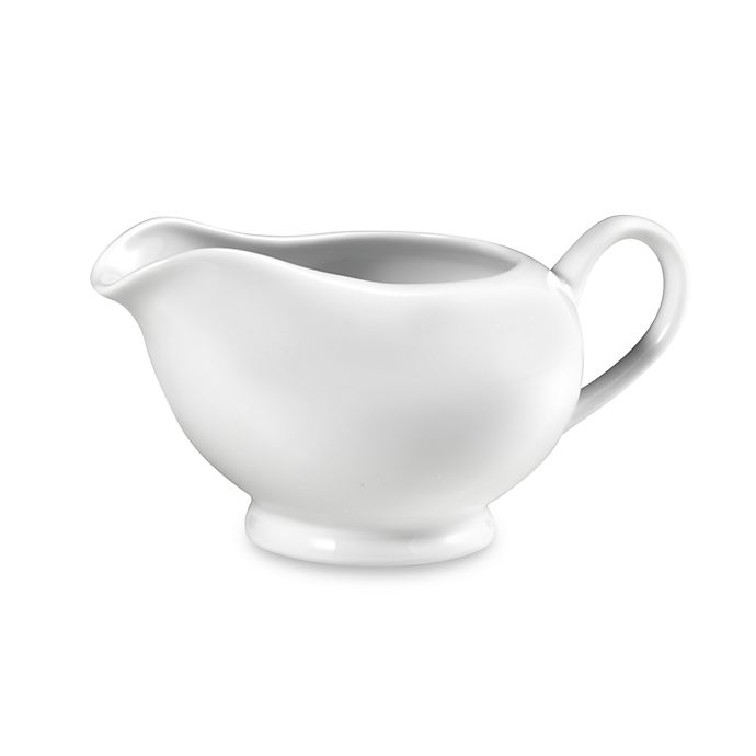 Alternate image 1 for Everyday White® by Fitz and Floyd® Gravy Boat