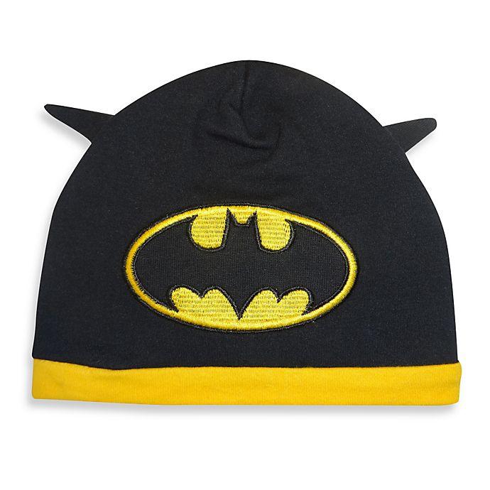 Alternate image 1 for Batman Infant Hat