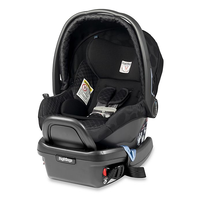 Alternate image 1 for Peg Perego Primo Viaggio 4-35 Infant Car Seat in Pois Black