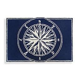 Trans-Ocean Compass Front Porch Accent Rug