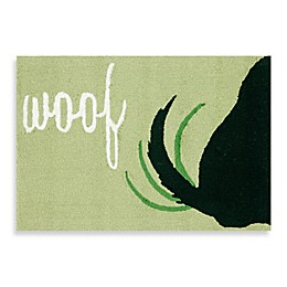 Trans-Ocean Woof Frontporch Door Mat
