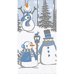 Snow Buddies 20-Pack Paper Guest Towels