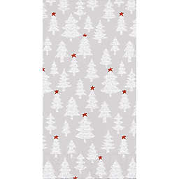 Holiday Fir 20-Pack Paper Guest Towels