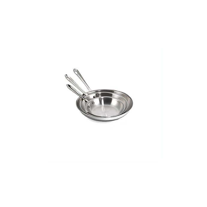 Alternate image 1 for All-Clad® Stainless Steel Fry Pan
