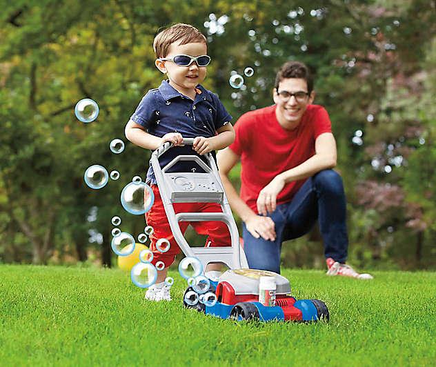Get Ready For Backyard Fun