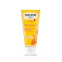 Weleda Baby 2.5 oz. Nourishing Body Cream with Calendula