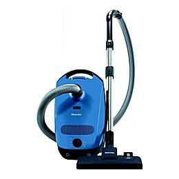 Miele Classic C1 Hardfloor Canister Vacuum in Blue