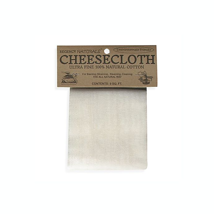 Alternate image 1 for 100% Natural Cotton Cheese Cloth