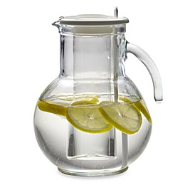 Bormioli Rocco Kufra 2-Liter Pitcher with Lid