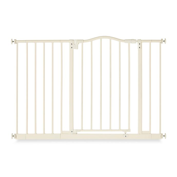 Alternate image 1 for Toddleroo by North States® Wide Portico Arch Gate