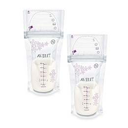Philips Avent 6-oz Breast Milk Storage Bags