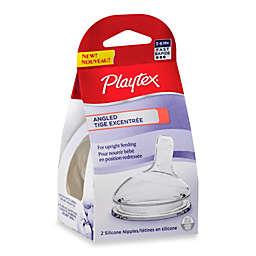 Playtex® 2-Pack Fast Flow Angled Nipples