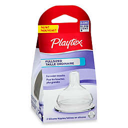 Playtex® 2-Pack Full-Sized Nipples