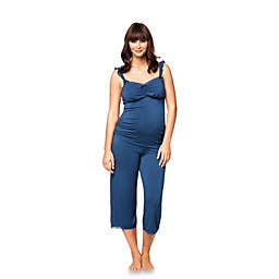 Cake Lingerie Nursing Pant in Blueberry Torte