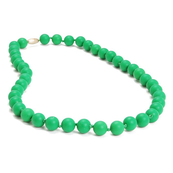 Alternate image 1 for chewbeads® Jane Necklace in Green
