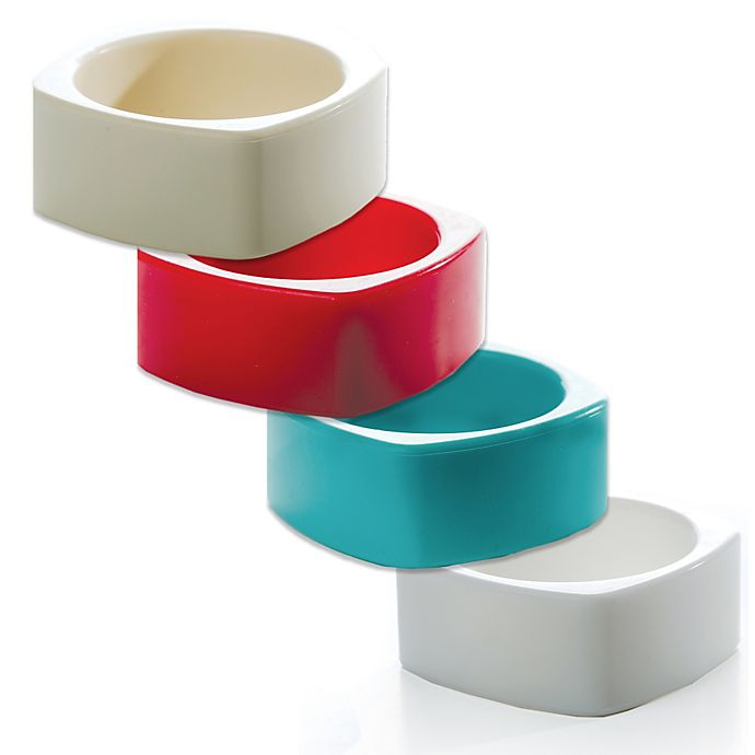 Alternate image 1 for Bumkins® Quadro Teething Bracelet