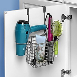 ORG Grid Over-the-Door Styling Caddy