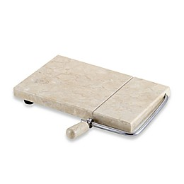 Champagne Marble Cheese Slicer