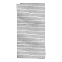 kate spade new york Harbour Drive Napkin in Platinum