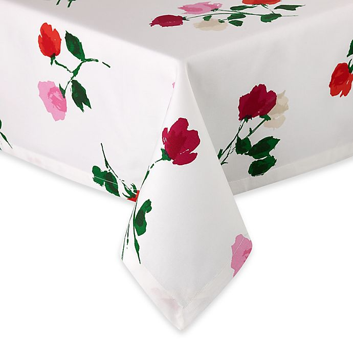Alternate image 1 for kate spade new york Willow Court Tablecloth