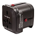 Samsonite® Worldwide Travel Adapter with Dual USB