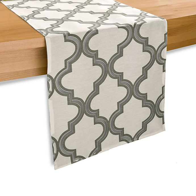 Alternate image 1 for Admiral 72-Inch Table Runner