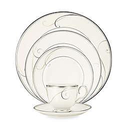 Noritake® Platinum Wave 5-Piece Place Setting