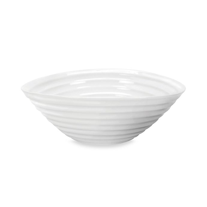 Alternate image 1 for Sophie Conran for Portmeirion® Cereal Bowl in White