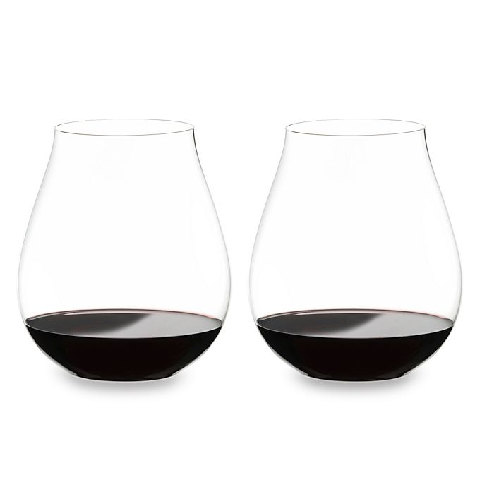 Alternate image 1 for Riedel® New World Pinot Noir Wine Tumblers (Set of 2)