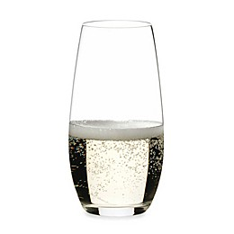 Riedel® O Stemless Champagne Flutes (Set of 2)